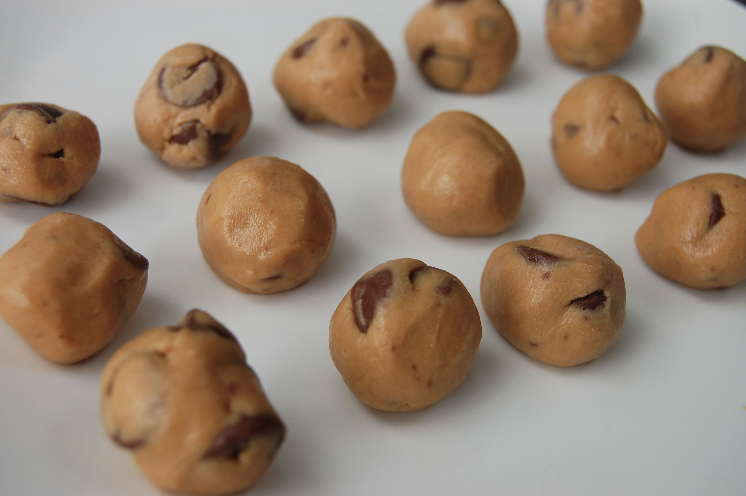 cookie dough bites these cookie dough bites are a staple snack in our ...